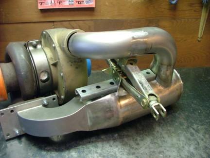 涡轮喷气发动机的制作(图解)4