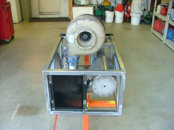 涡轮喷气发动机的制作(图解)5