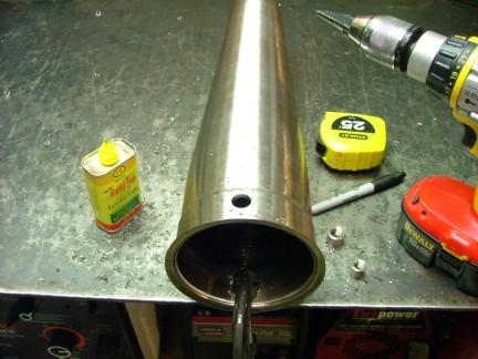 GR-7 Turbojet Engine Project 2/11/06