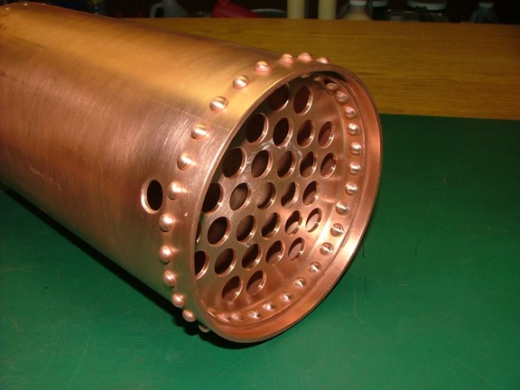 Vertical Boiler Project